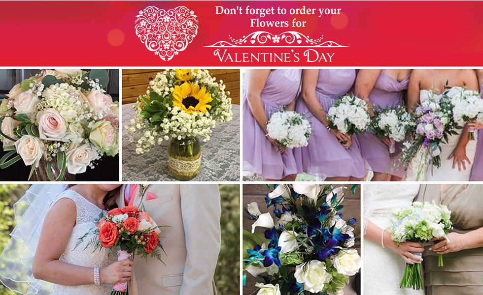 """""""Winona's - A Floral Tradition...Providing high quality, custom designed floral's for every wedding, events, & occasion"""""""